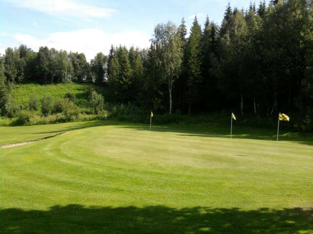 Golftävlingar, herr och dam