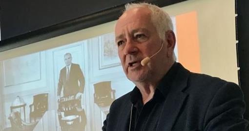 Nordisk Fjer - Mød manden, der afslørede årtiers største skandale og selv havnede i fængsel for det