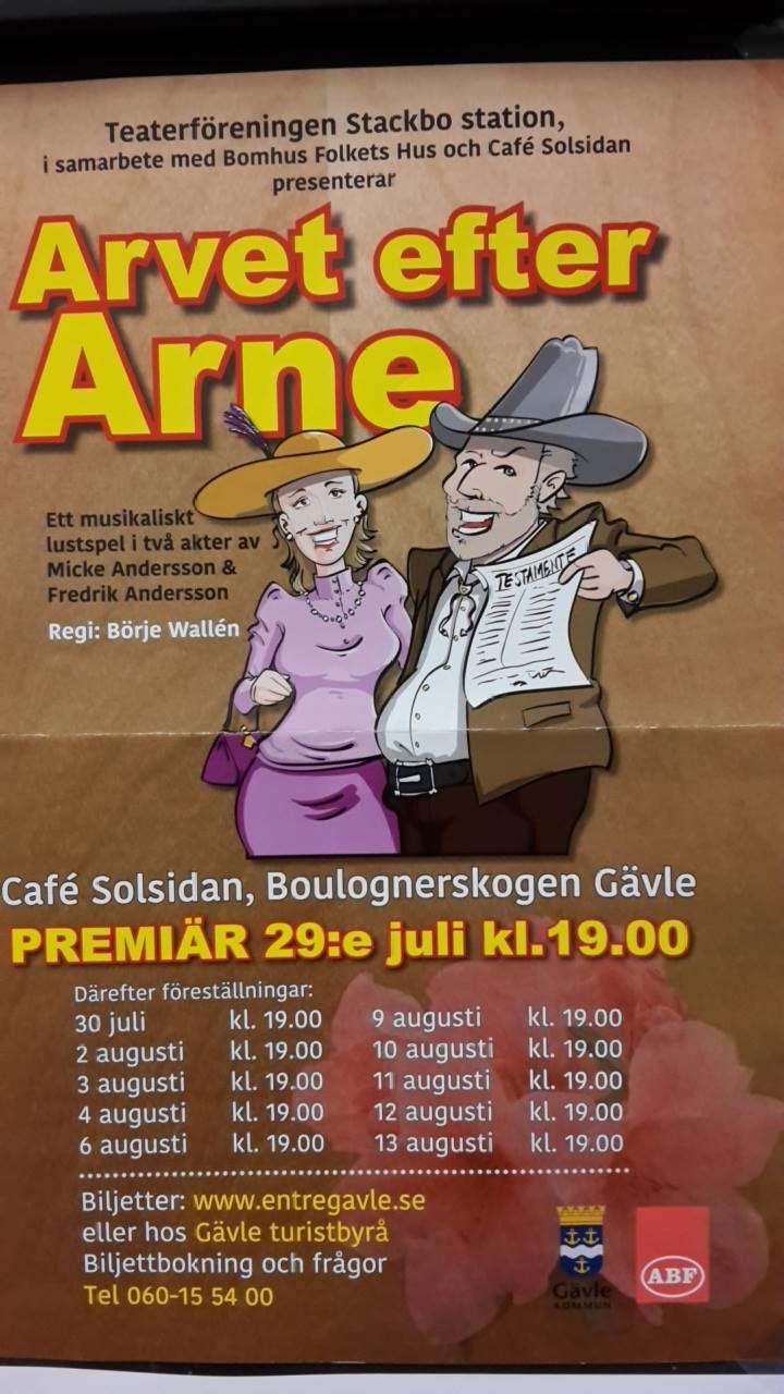 Arvet efter Arne