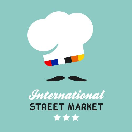 International street food market