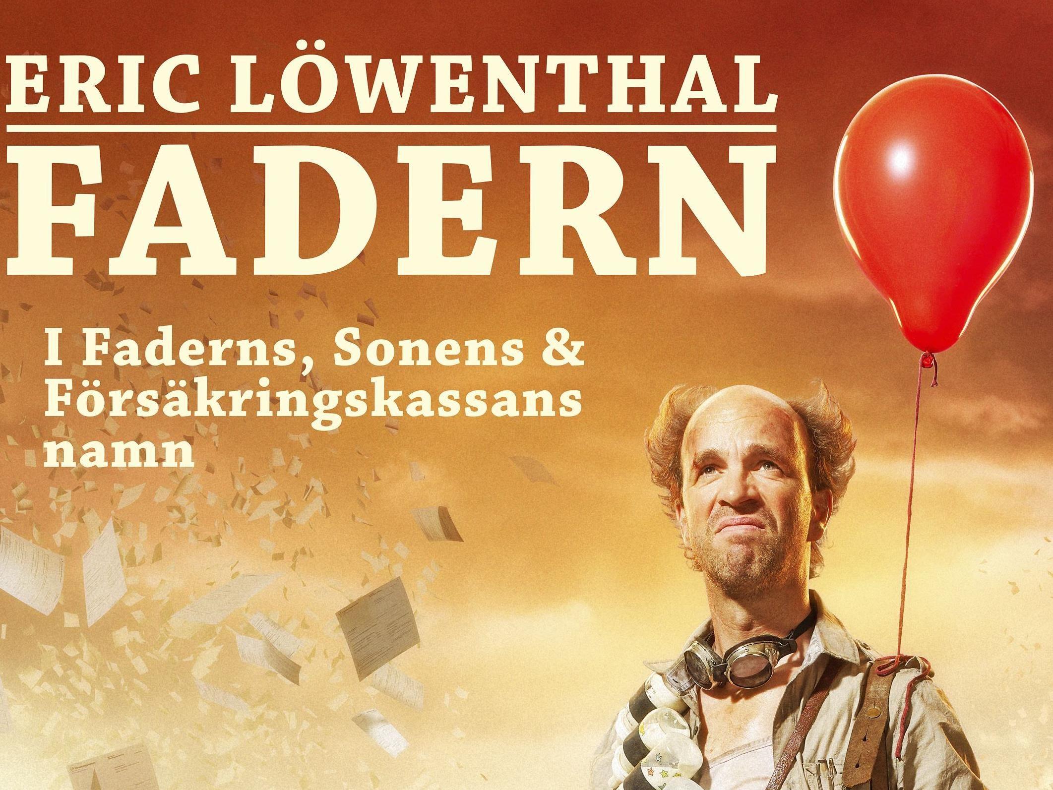Qulturfolket Riksteatern Vetlanda: FADERN - I faderns, sonens och Försäkringskassans namn