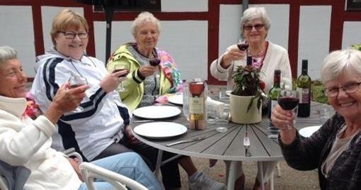 VALGmøde med fokus på seniorer