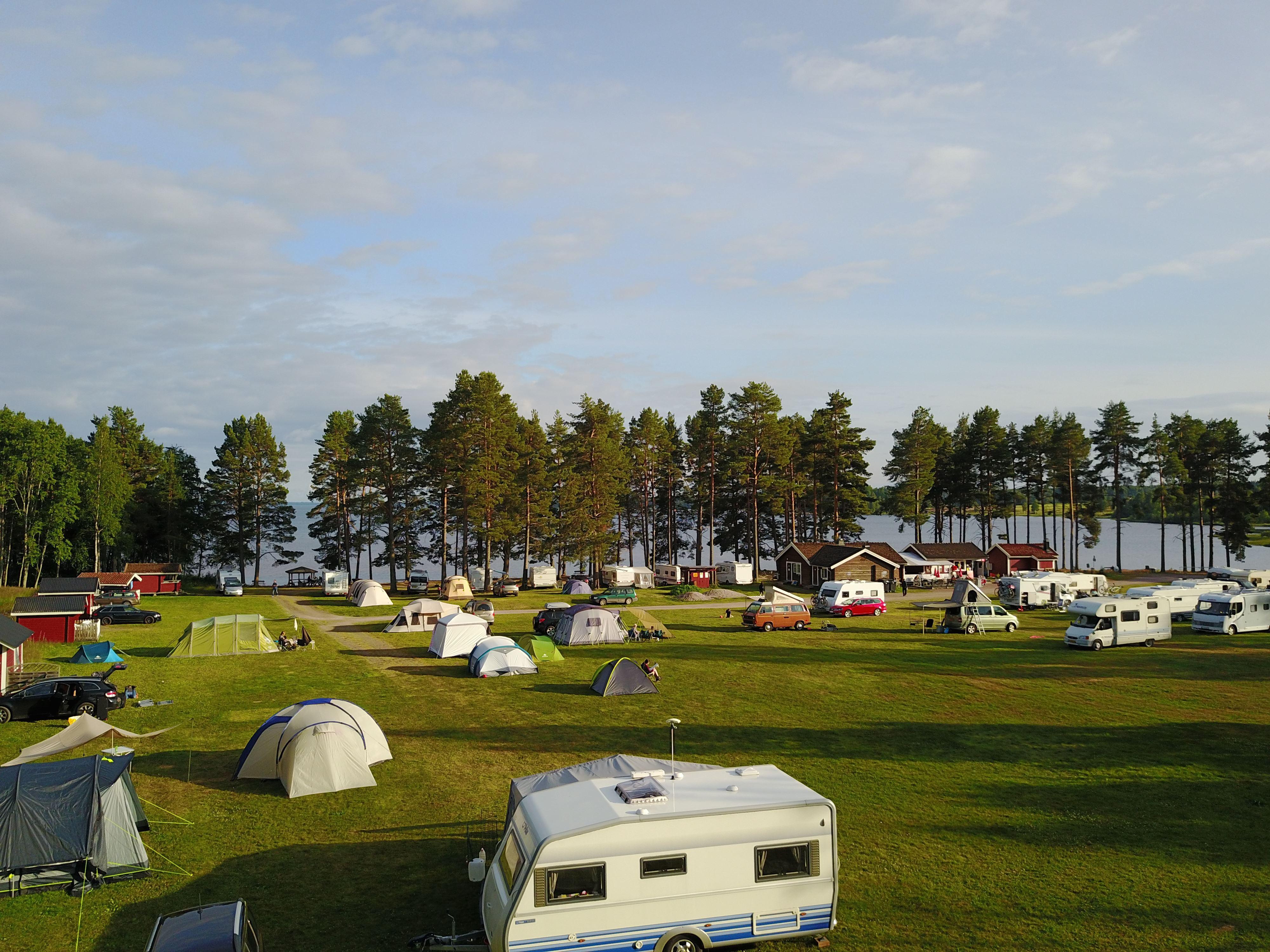 Våmåbadets Camping