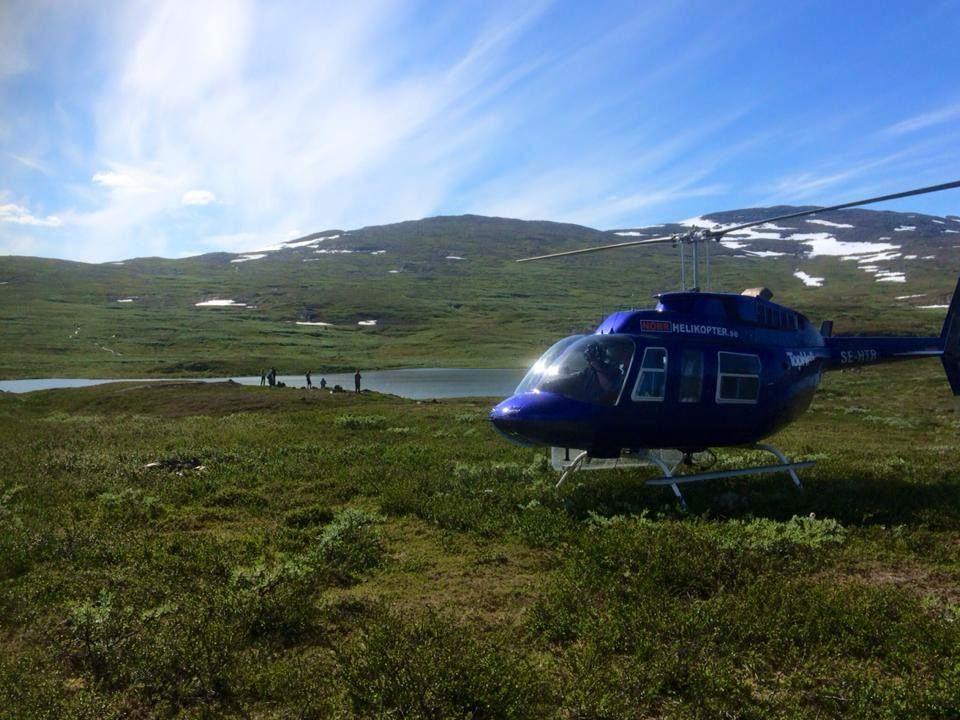 Arctic air - Hemavan/ TopHeli