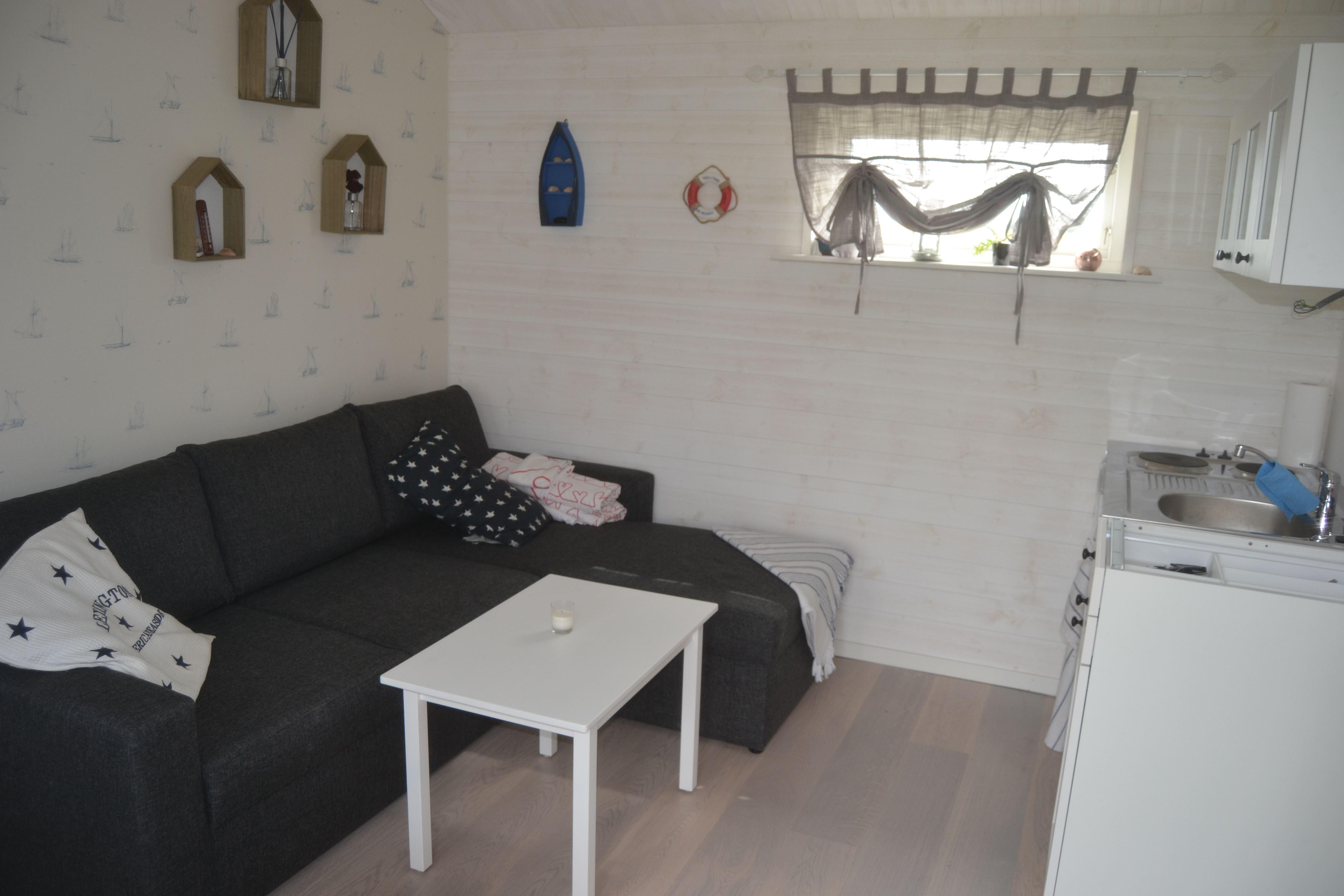 Gästhus i Gislövs Läge