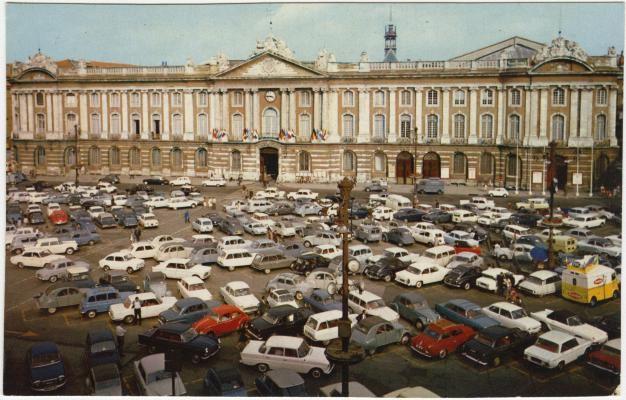 Toulouse, Vintage