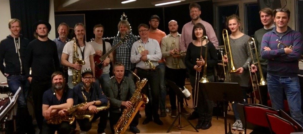 West coast big band