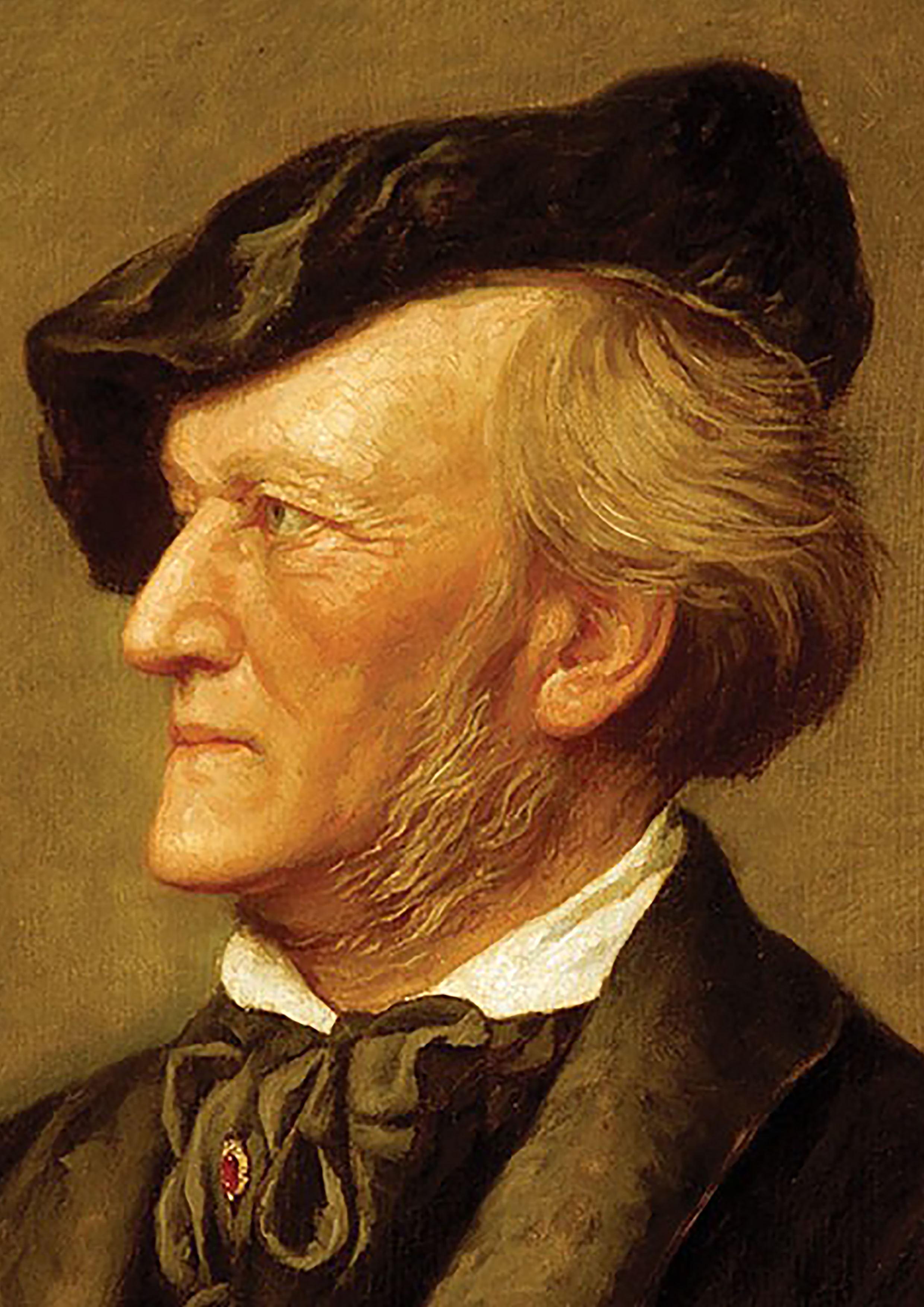 Faith, Hope, Love - Music by Wagner