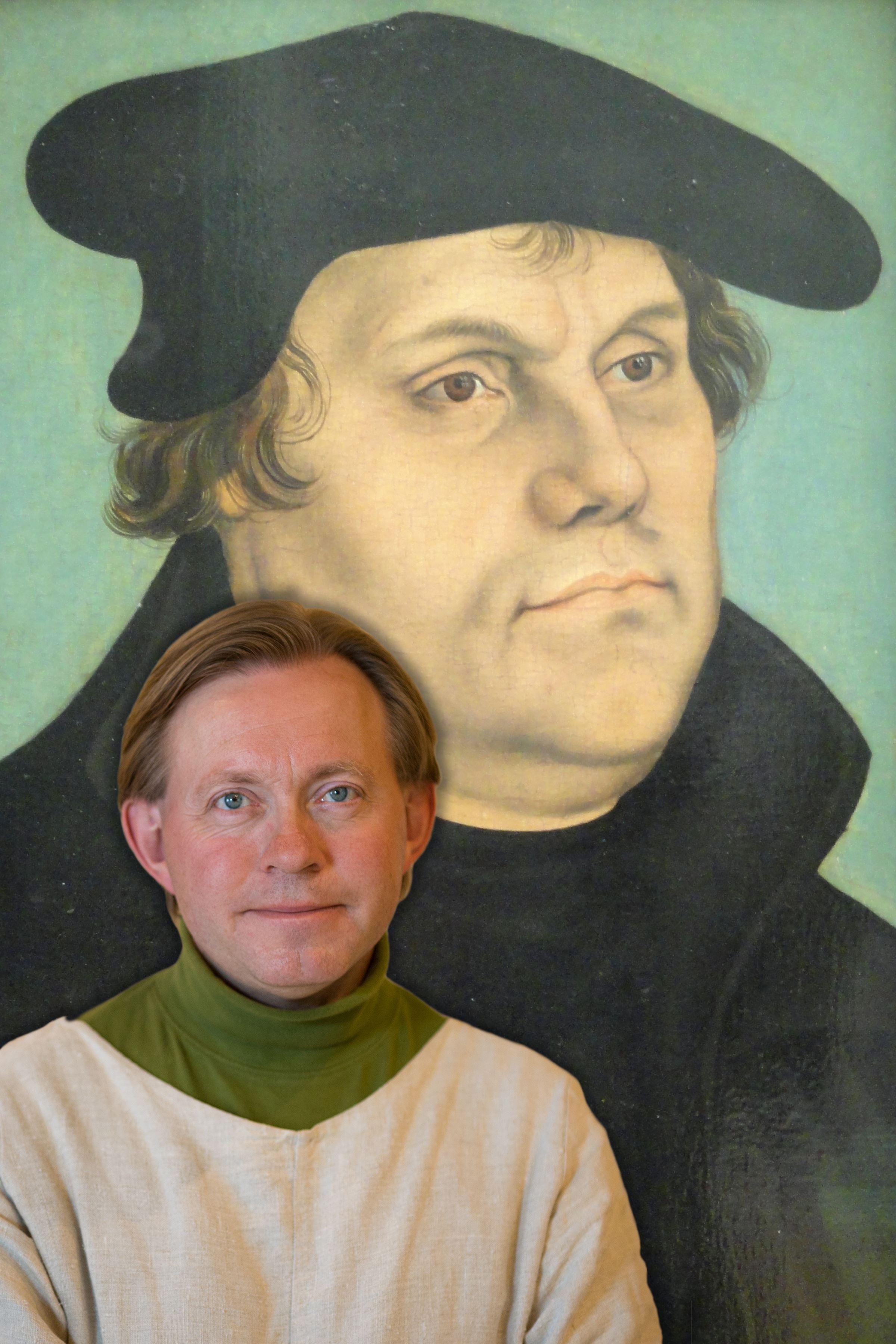 Martin Luther, who was he?