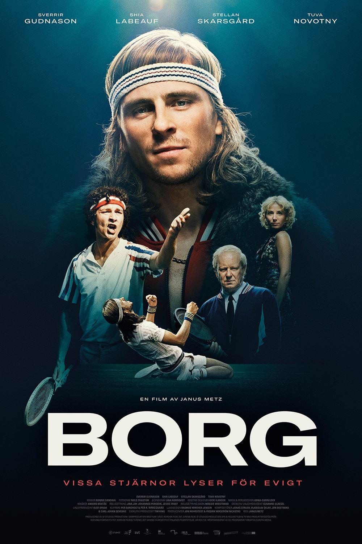 Bio: Borg