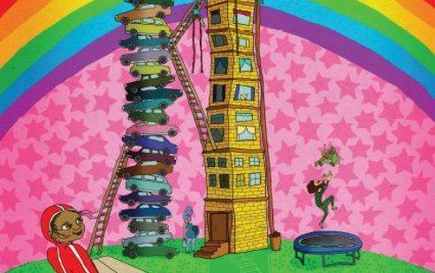 Regnbågsveckan: Barnteater -  Älskade familj