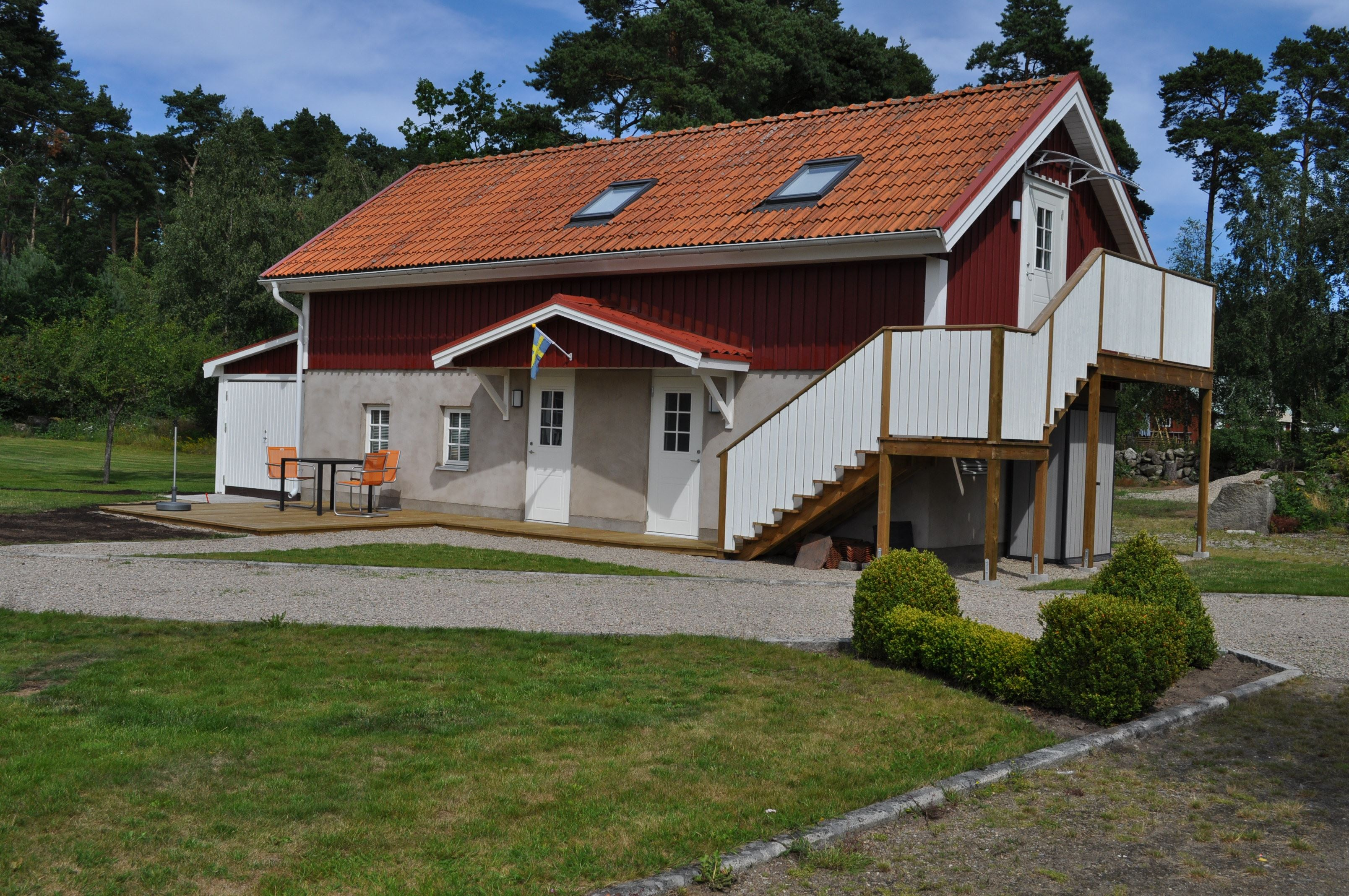 "Apartment ""Älg"" with 5 beds in Lörby"