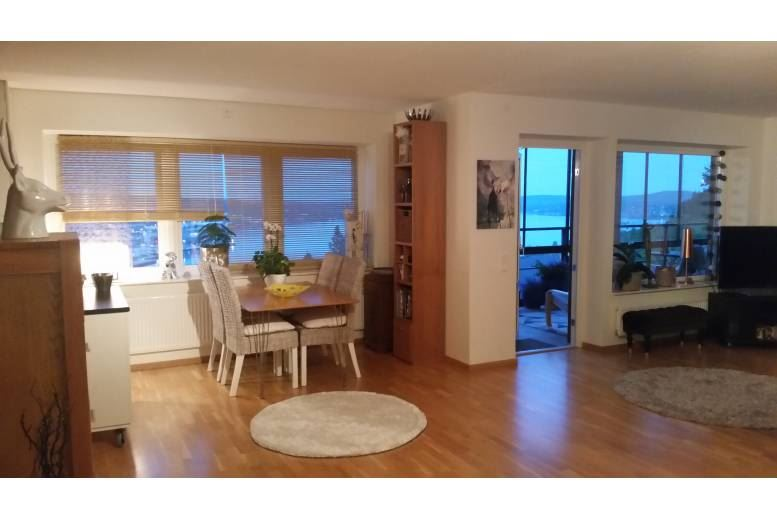 Örnsköldsvik - Kusthöjden 4 rum lägenhet med enastående utsikt