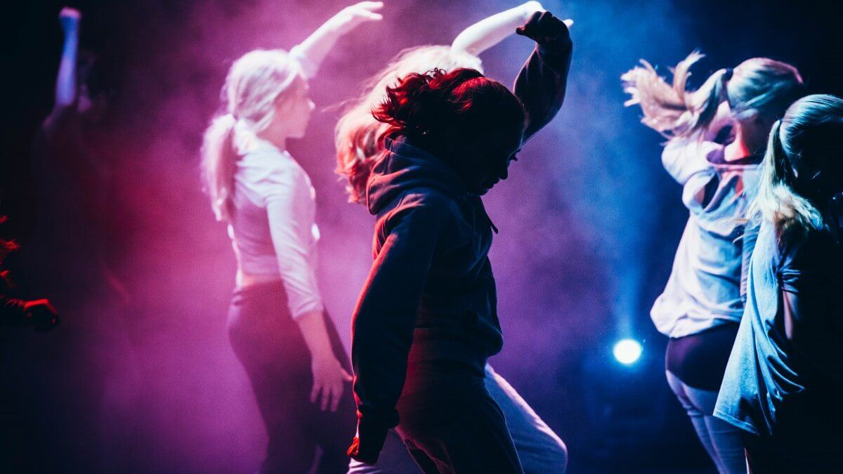 Landskrona Dansstudio har öppet hus