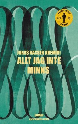BLÄCK författarscen: Jonas Hassen Khemiri