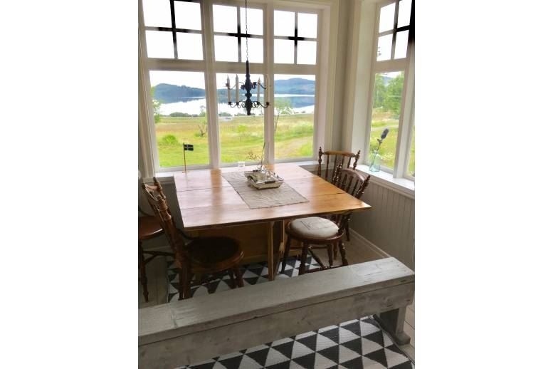 Bjästa - Large charming house in the High Coast with lake view