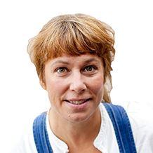 Hillesgårdens onsdagskväll, Stina Wollter intervjuas av Bertil Svensson
