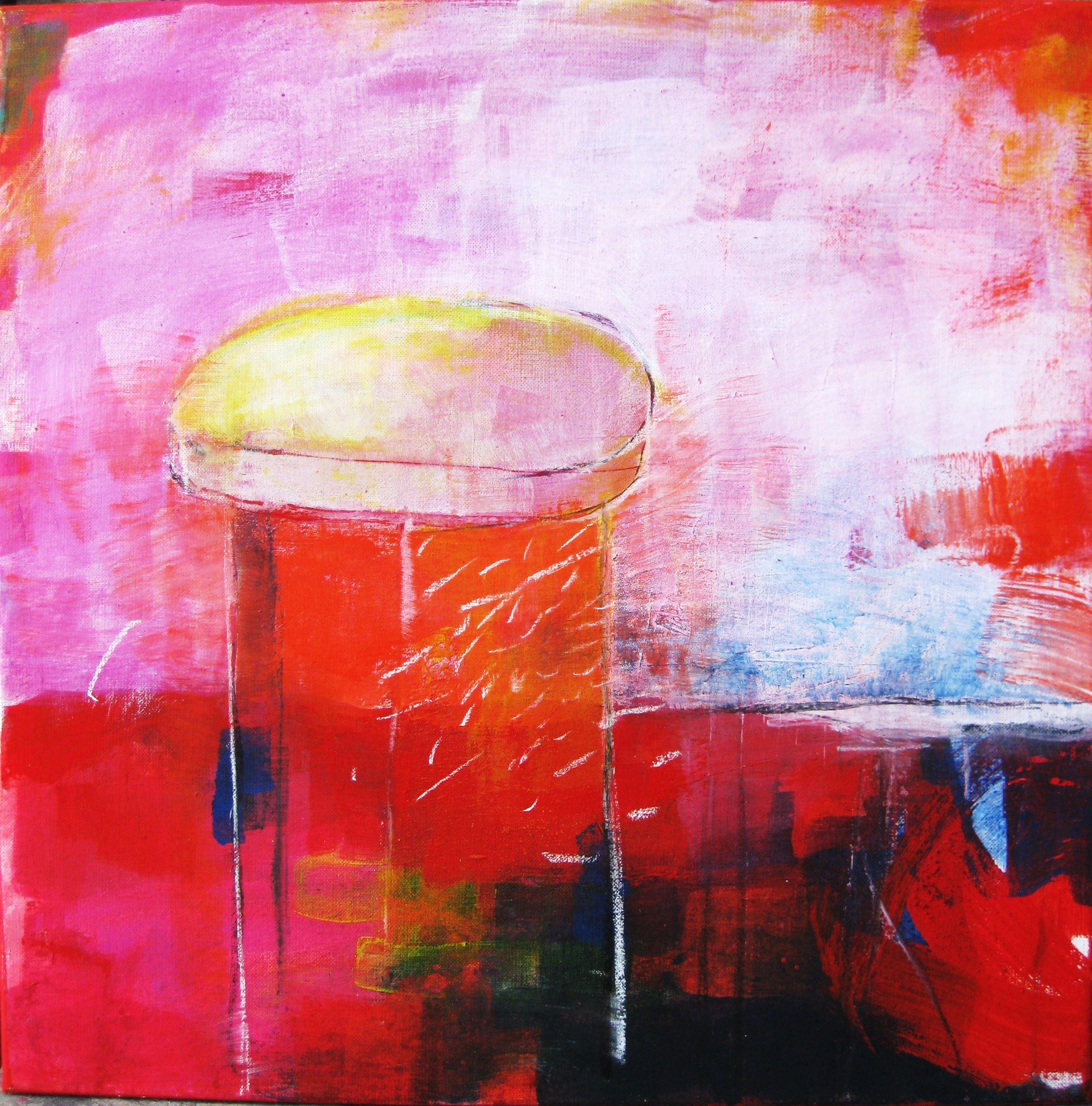 Inga Björstedt, Konstutställning: UPPHITTAT: vinge och andra föremål