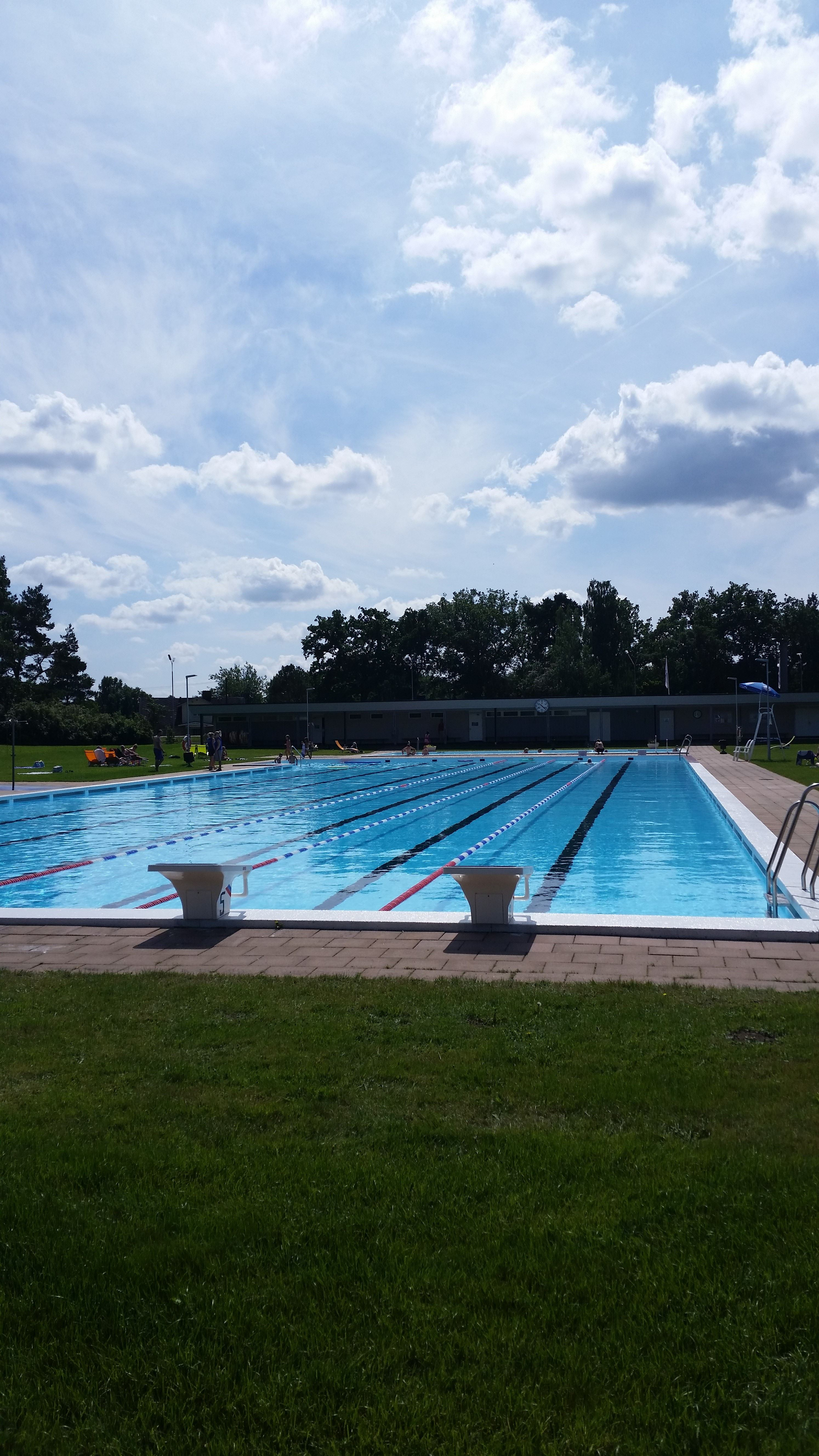 Ljungbyhed Outdoor Swimming Pool
