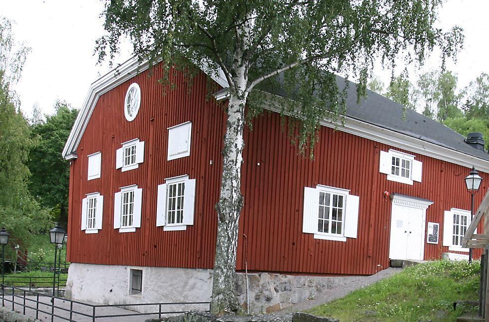 Konstmarknad på Kvarnen