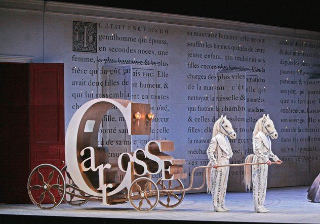 Opera Live på bio - Askungen ( Massenet)