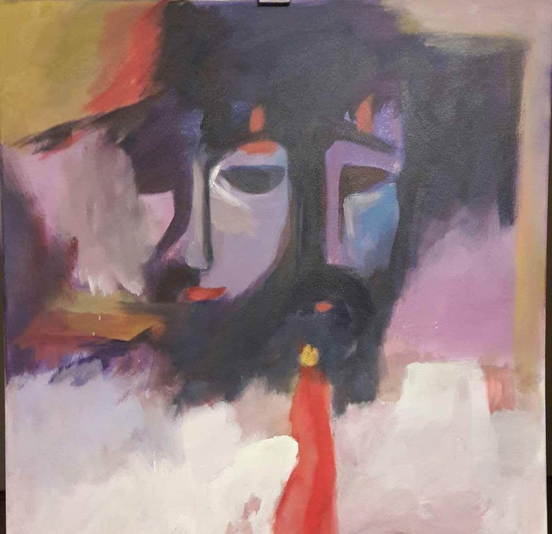 Utställning - Ali Aljounde