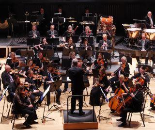 Norrlandsoperans Symfoniorkester: Mozartska Kontraster