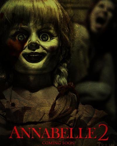 Elokuvateatteri: Annabelle: Creation