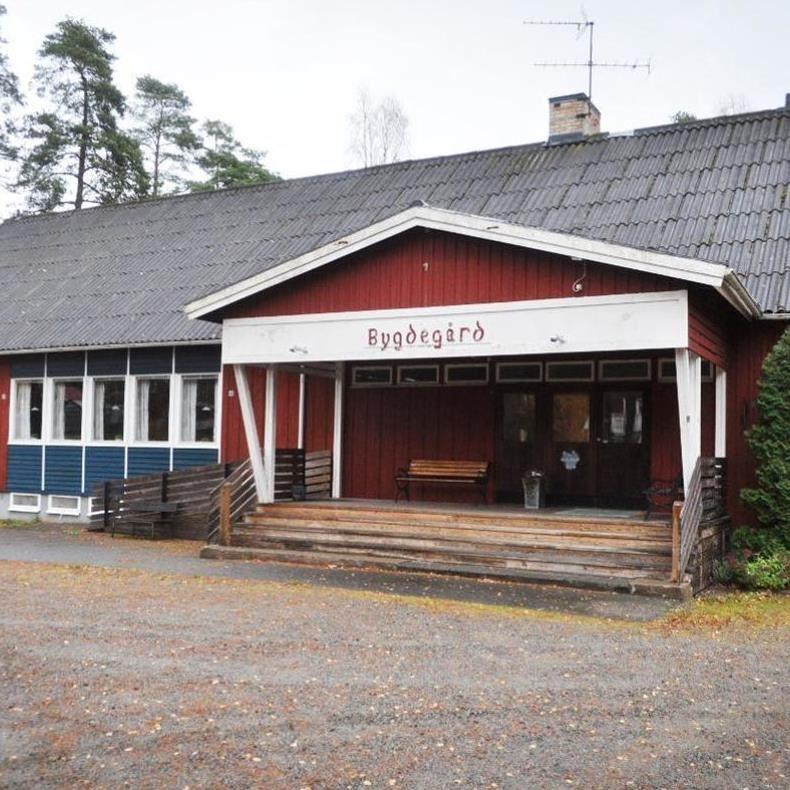 Kännestubba Bygdegård, Sävsjö