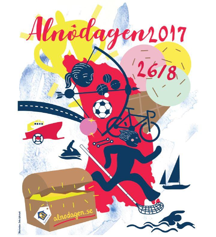 Alnödagen - B3IT Triathlon Challenge - Gubben Race