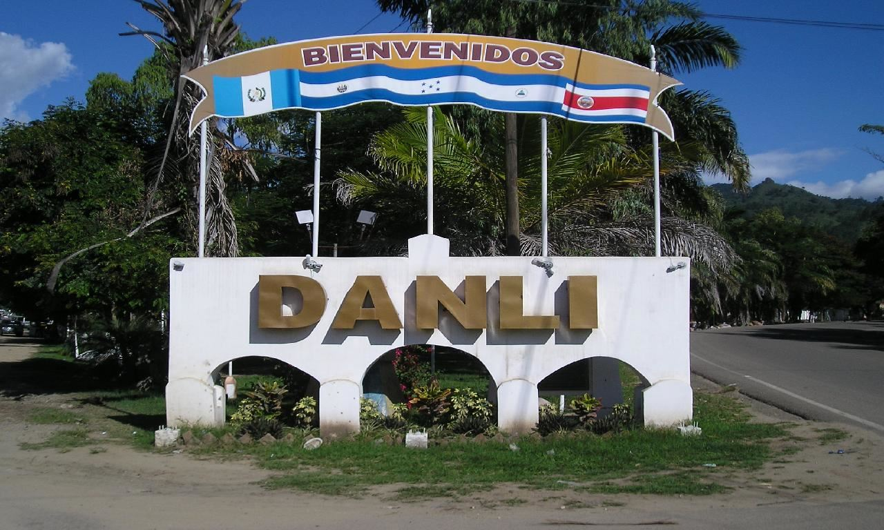 Danli the City of Hills