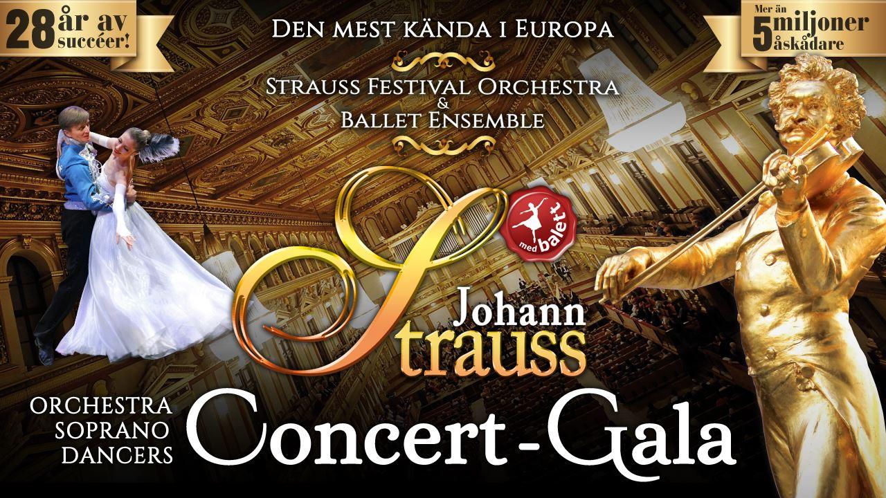 Johann Strauss Concert-Gala