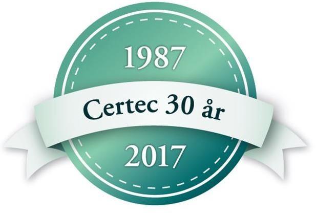 Certec informerar om Rehabiliteringsteknik och Design