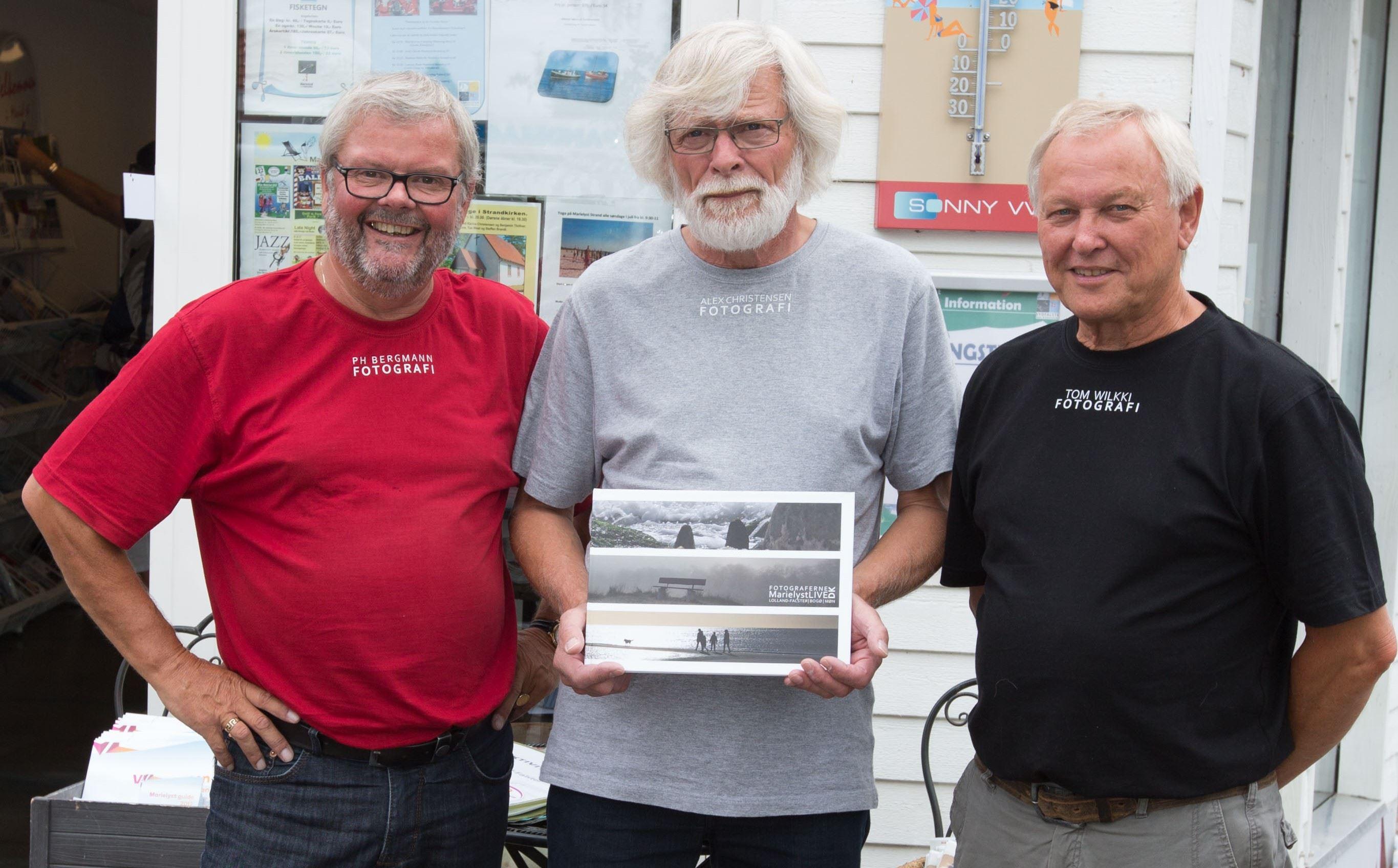 Fotograferne MarielystLIVE afholder fotoudstilling hele uge 42 på Gedser Odde