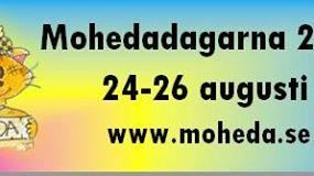 Mohedadagarna 24-26 augusti