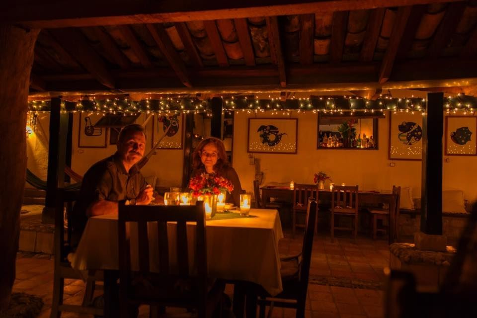 Special Dinner at Hacienda San Lucas