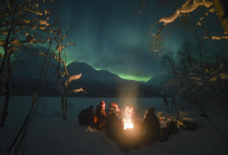 The Fellowship of Light - The Green Adventure