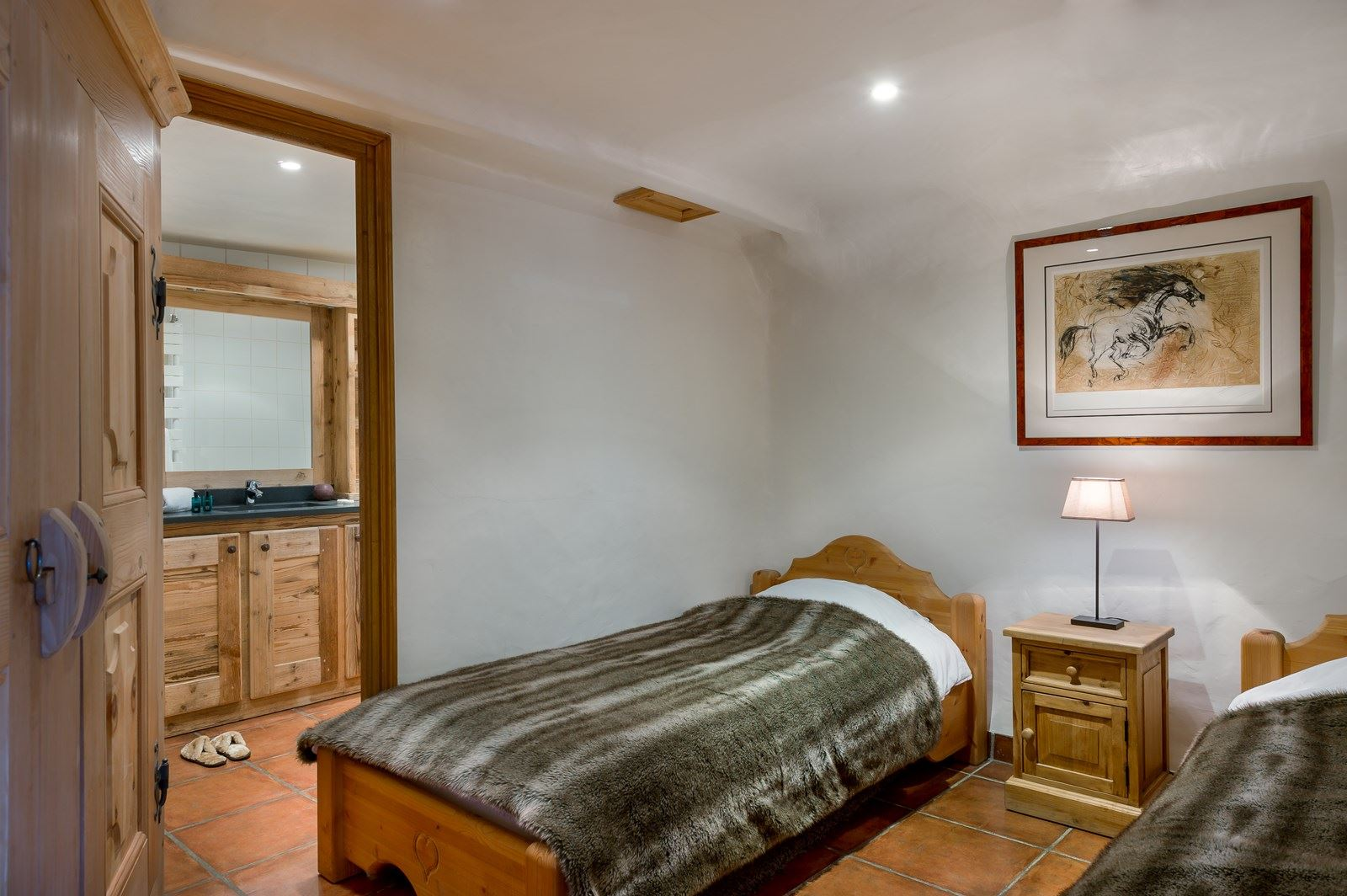 6 rooms 10 people / SAINT NICOLAS (mountain of dream)