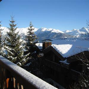 6 pièces 10 personnes skis aux pieds / SAINT NICOLAS (Montagne de Charme)