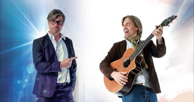 DEJAVU - musikalsk stand-up med Mads Westfall