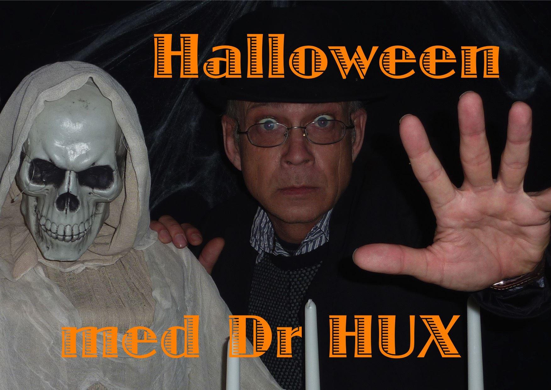 Halloweentrolleri med Dr Hux