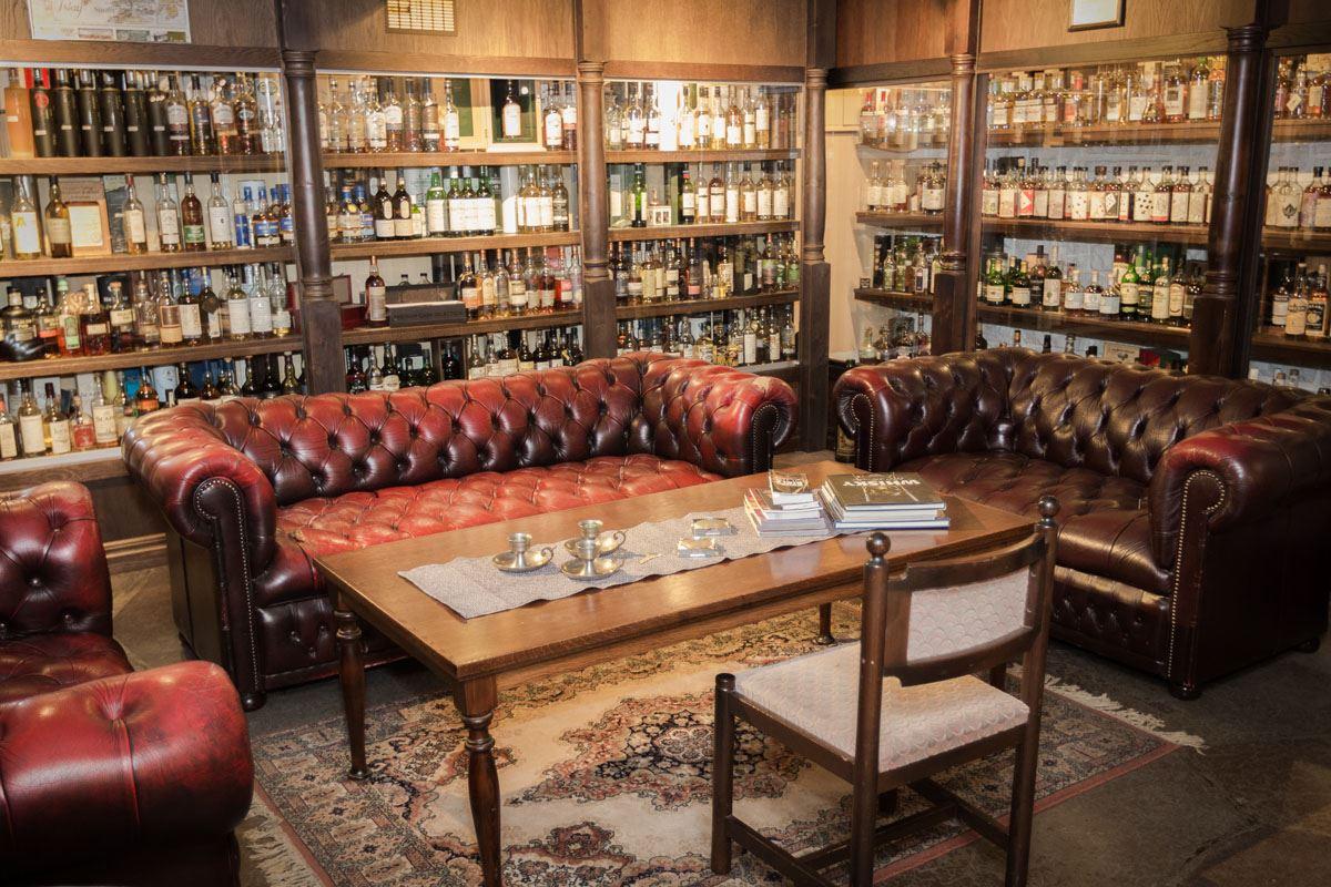 Hotel Skansens Whiskykällare