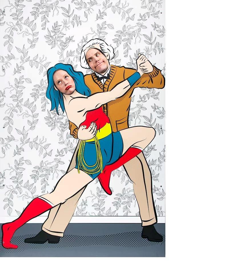 Danslektionen - Västerbottensteatern