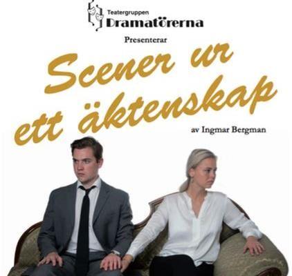 Teater: Scener ur ett äktenskap
