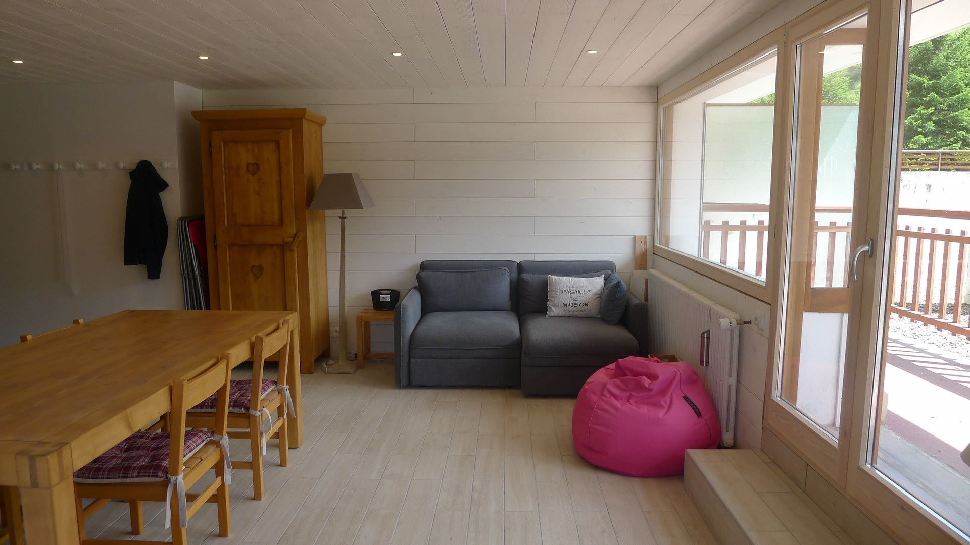 2 rooms 6 people / RESIDENCE 1650 3B (mountain of charm)