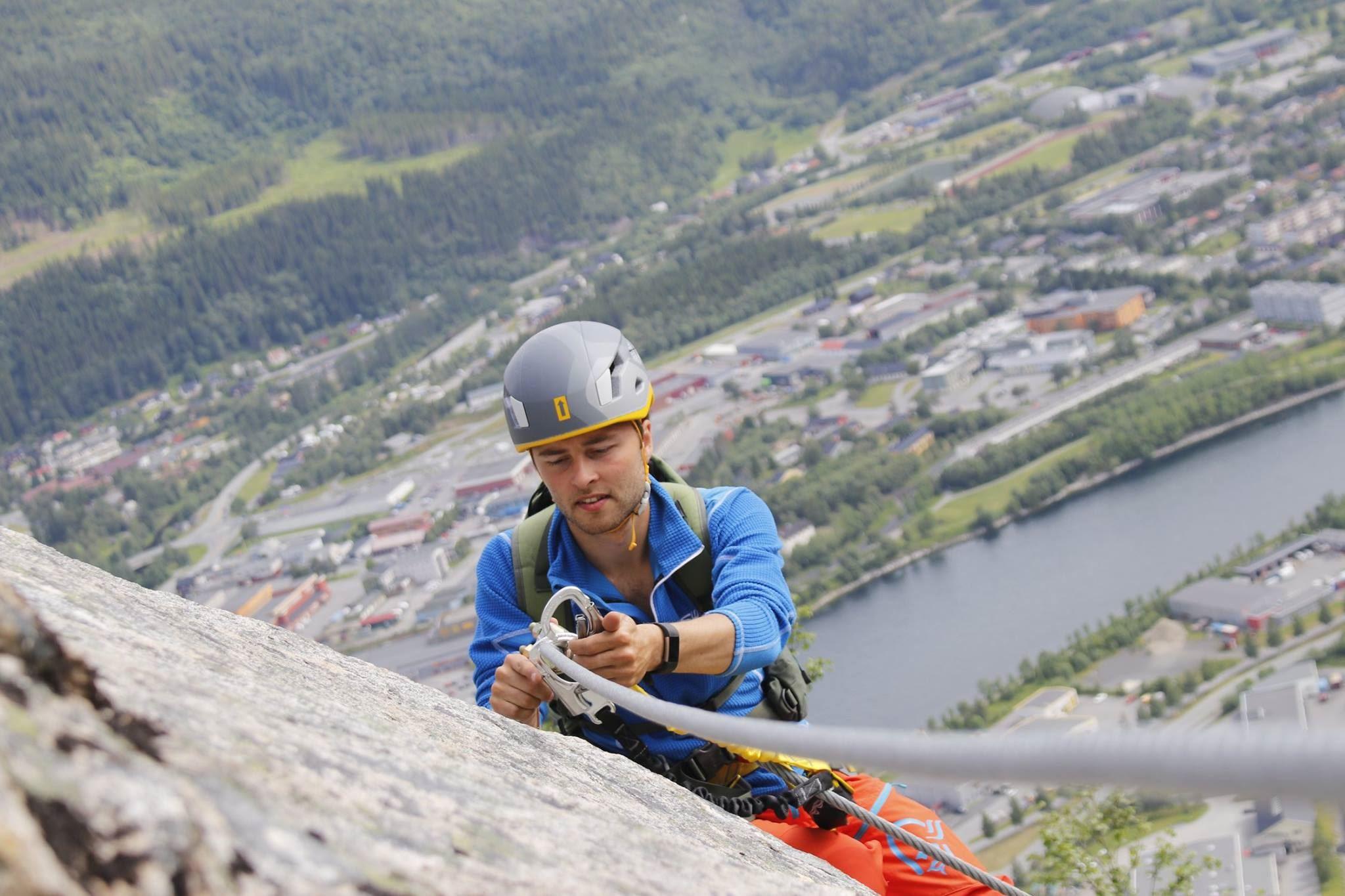 Mosjøen Via Ferrata - Nord-Norges første!