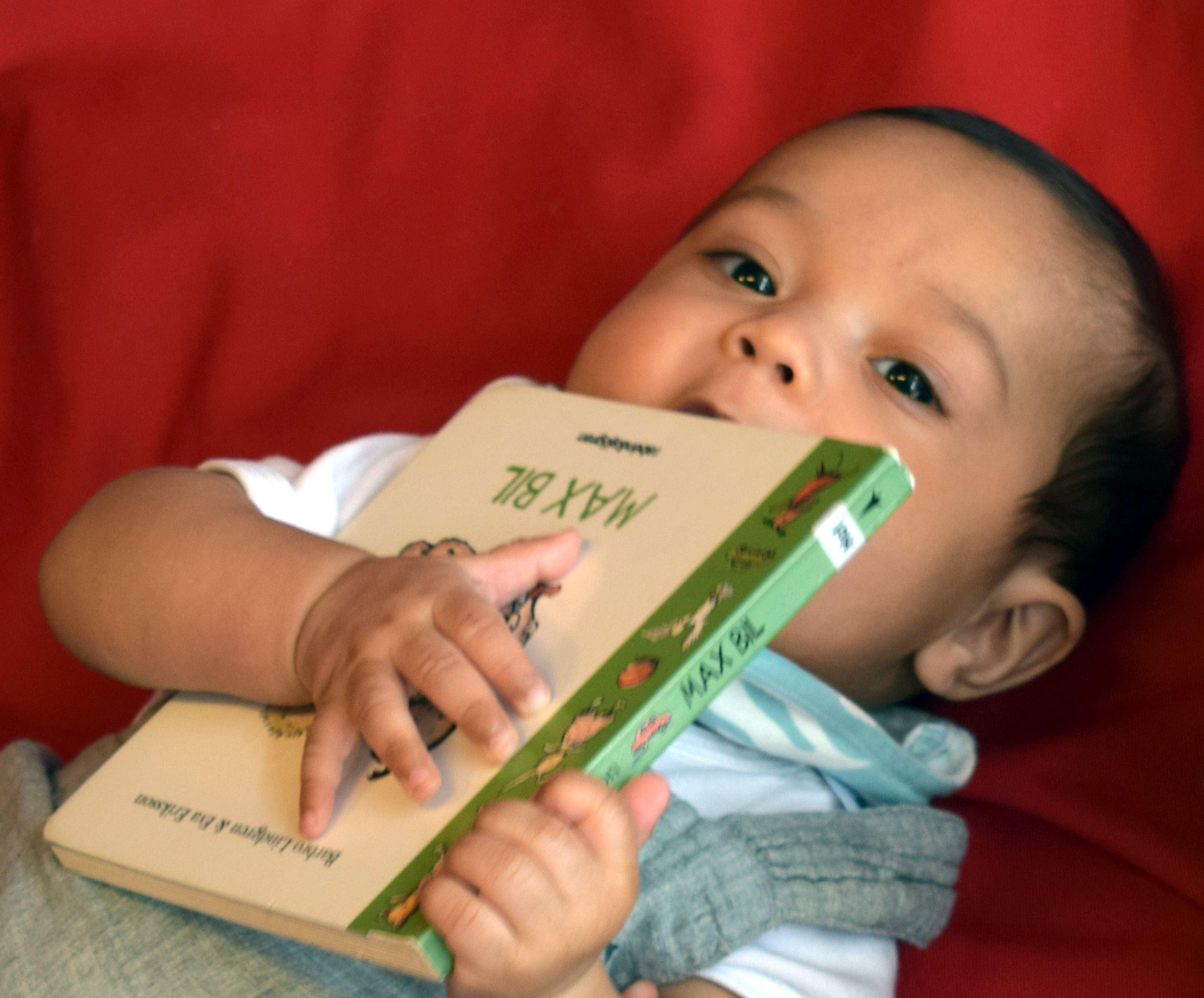 Babypoesi i Sagohuset