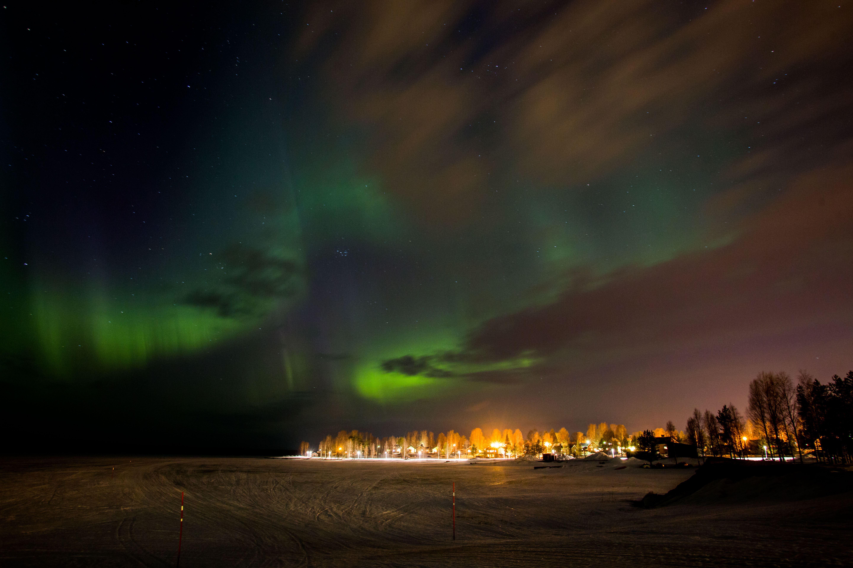 Konstkonsulenterna i Västerbotten besöker Malå
