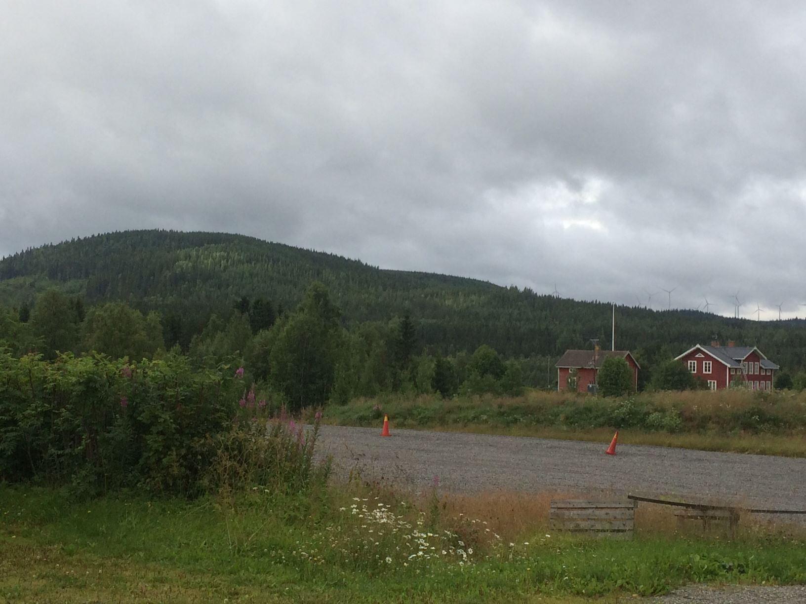 Lungsjön / Camping (Lastbilsträffen)