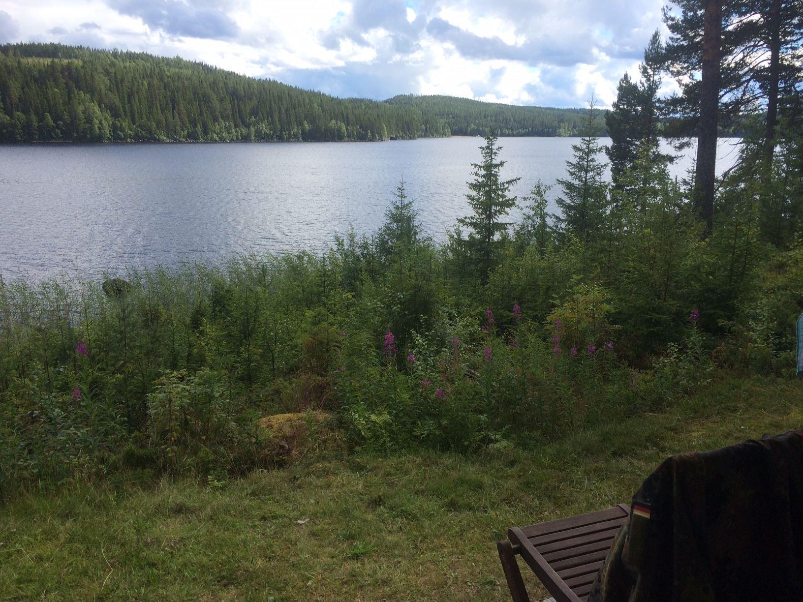 Lungsjön / Stugor (Lastbilsträffen)